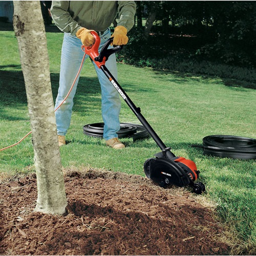 Black and Decker - 2In1 Landscape Edger - LE750-CA