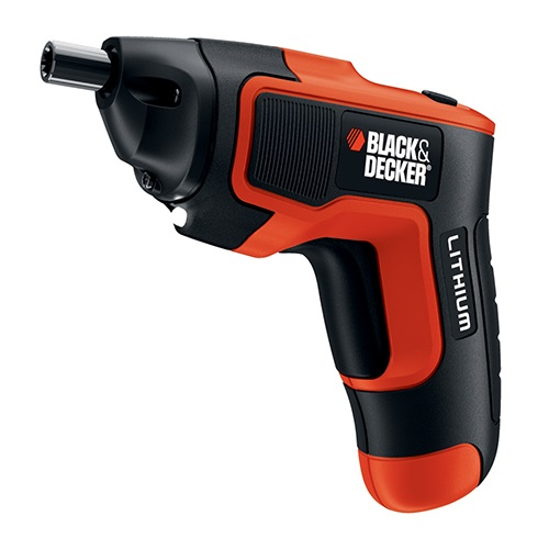 Black and Decker - Lithium Screwdriver with CompactFit Technology - LI3100