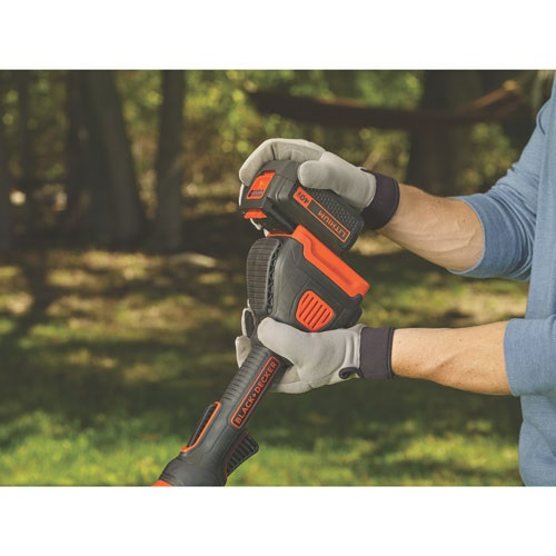 Black and Decker - 40V MAX Lithium High Performance TrimmerEdger with Brushless Technology - LST540