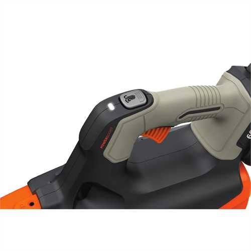 Black and Decker - 60V MAX POWERBOOST Cordless Blower - LSW60C