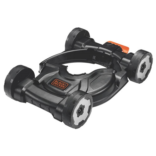 Black and Decker - 3in1 Compact Mower Removable Deck - MTD100