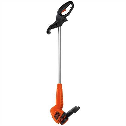 Black and Decker - 44 Amp 13 in 2in1 TrimmerEdger - ST7700