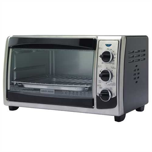 Black and Decker - Convection Countertop Oven - TO1460BC