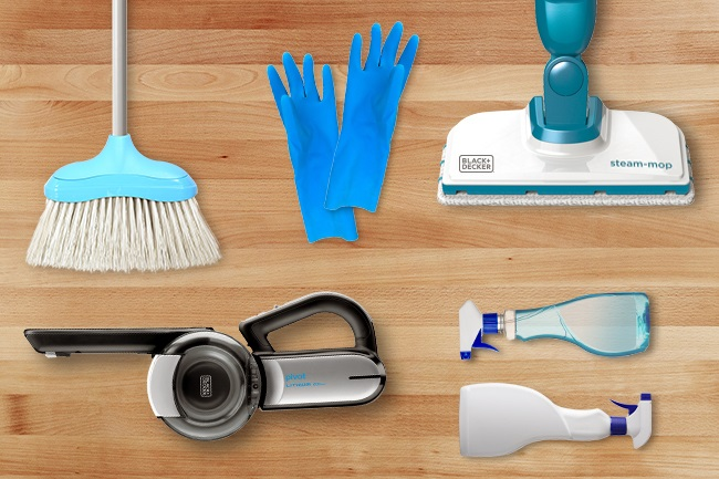 BLACKDECKERWebsiteHow to Deep Clean Your Kitchen IIImages1new