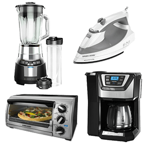 Small Kitchen Appliances and Home Appliances | BLACK+DECKER