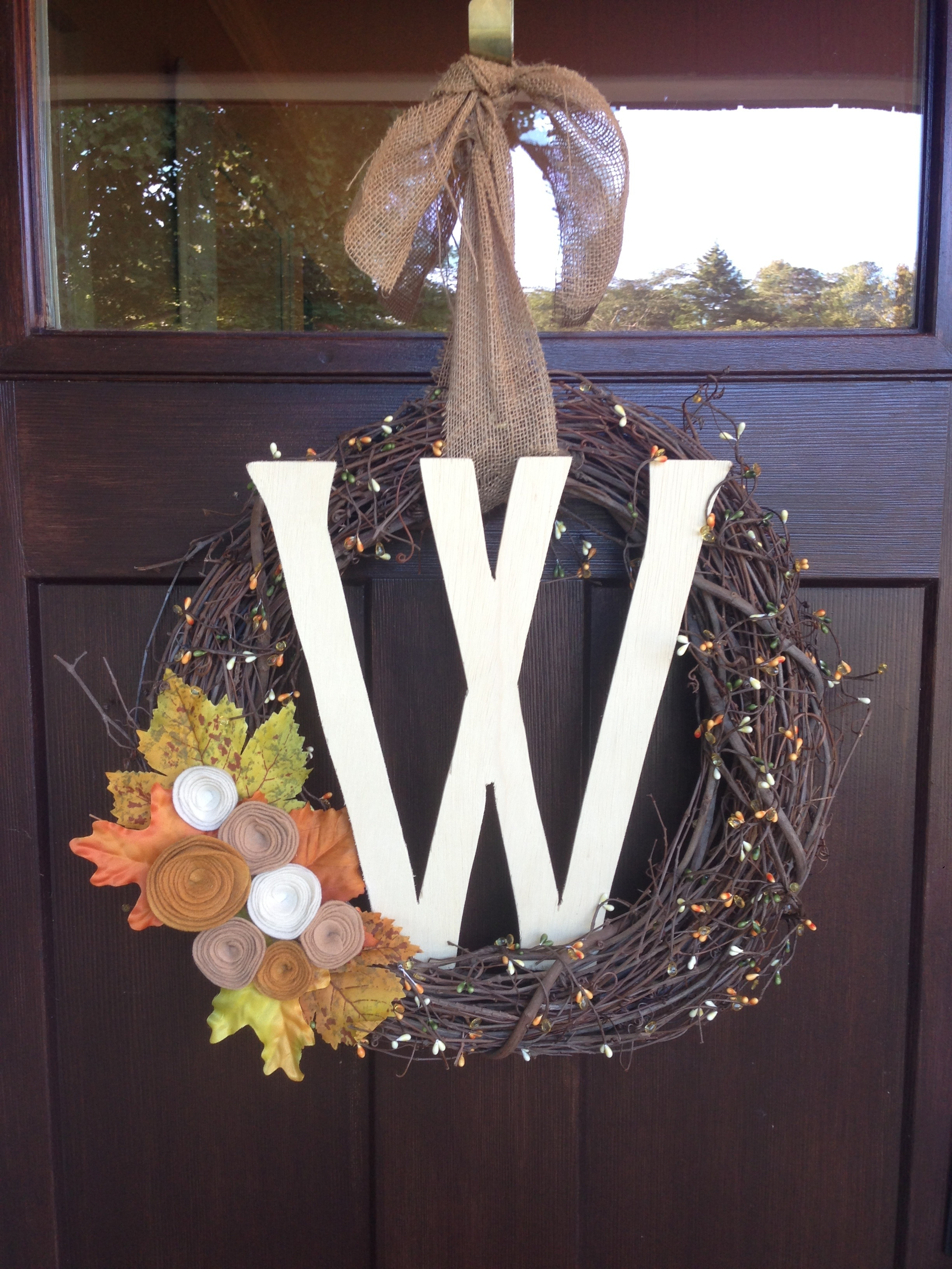 Fall WreathAfter3