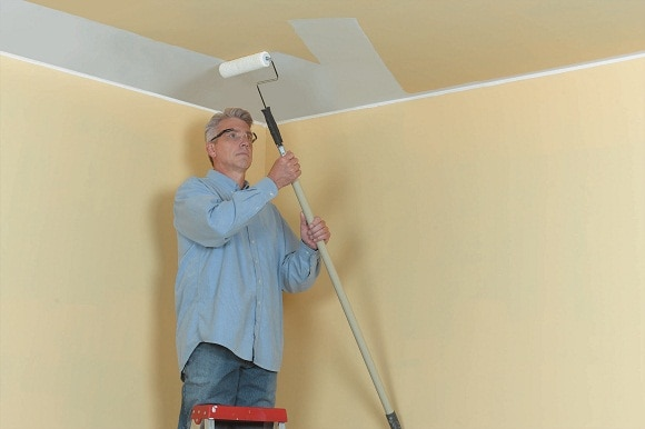 Painting Ceiling Wall Techniques