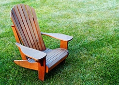 Build an Adirondack Chair (with plans)