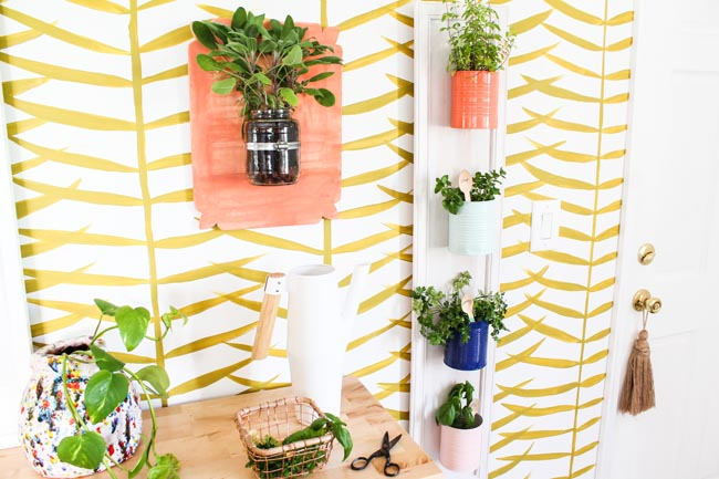 DIY Indoor Herb Garden_13