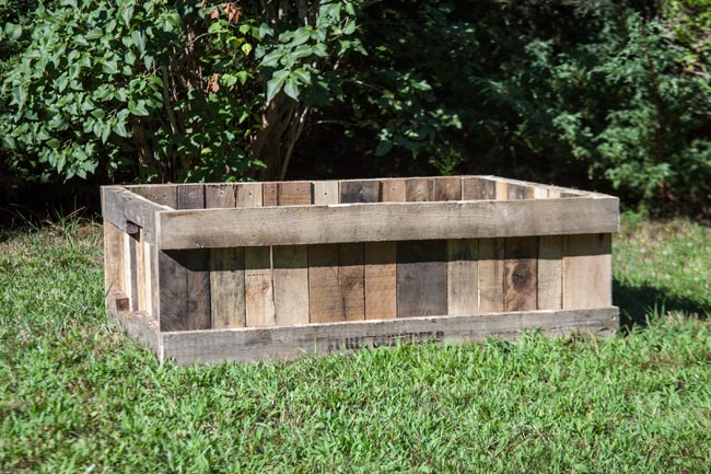 Raised Garden Bed Pallet_10